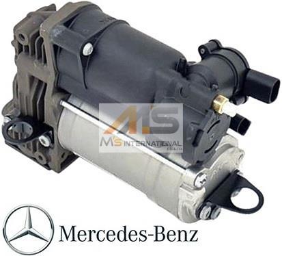 【M's】W164 Mクラス/X164 GLクラス 純正品 エアサスコンプレッサー//正規品 ベンツ AMG ML350 ML500 ML550 ML63 GL550 164-320-1204 1643201204