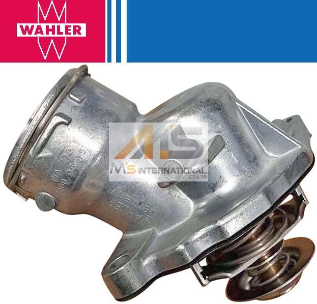 【M's】ベンツ W639 Vクラス/W164 Mクラス/W251 Rクラス V6/V8(M272/M273)WAHLER製・他 サーモスタット(ガスケット付/100℃開弁)//純正OEM V350 ML350 ML550 R350 R550 272-200-0515 2722000515 273-200-0215 2732000215