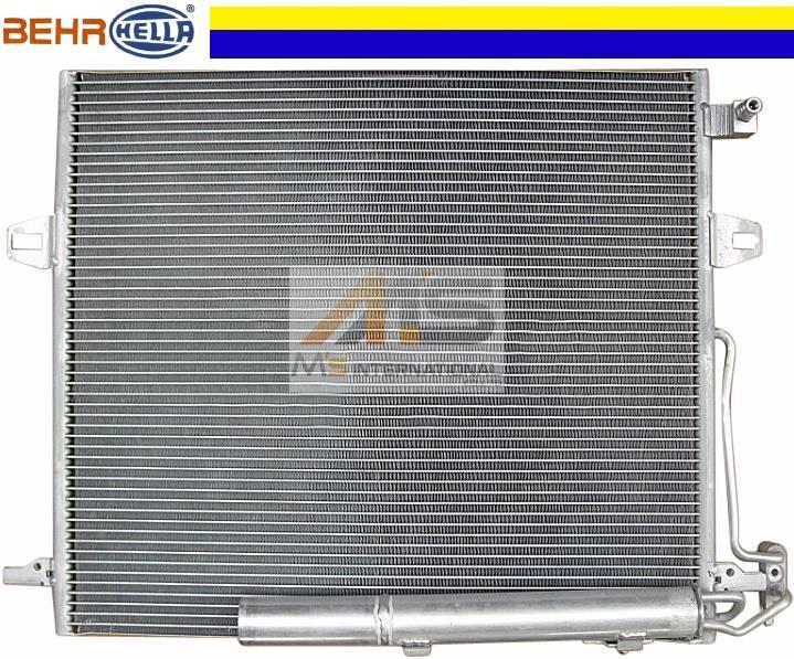 【M's】W164 ベンツ Mクラス(2005y-2011y)BEHR製 エアコンコンデンサー//MLクラス ML350 ML550 純正OEM ACコンデンサー 251-500-0054 2515000054