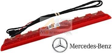 【M's】W219 ベンツ AMG CLSクラス(2005y-2010y)純正品 ハイマウントストップランプ//正規品 ハイマウントランプ CLS350 CLS500 CLS550 CLS55 CLS63 219-820-0156 2198200156