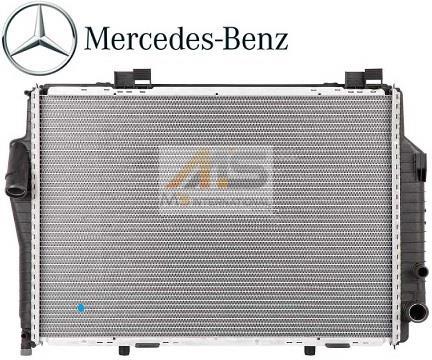 【M's】W202 C43/W208 CLK430 CLK55/R170 SLK320 SLK32 純正品 ラジエーター//ベンツ AMG 正規品 ラジエター Cクラス CLKクラス SLKクラス 202-500-7803 2025007803