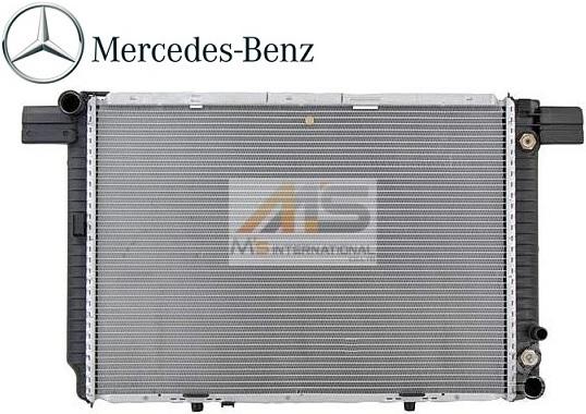【M's】R129 ベンツ 500SL SL500 (1990y-1998y)純正品 ラジエーター//正規品 V8 M119 ラジエター SLクラス 129-500-0103 1295000103