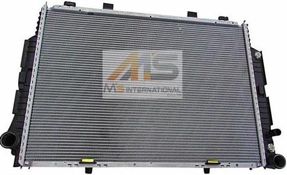 【M's】W140 ベンツ Sクラス/CLクラス(V8)BEHR_HELLA製 ラジエーター//純正OEM M119 ラジエター S140 400SEL 500SE 500SEL S420 S500 500SEC S500C 140-500-1403 1405001403