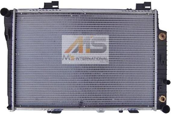 【M's】W210 Eクラス/R170 SLKクラス(直4/直6)BEHR製 ラジエーター//純正OEM ラジエター ベンツ M111/M112 S210 E230 E320 C170 SLK200 SLK230 202-500-2203 2025002203