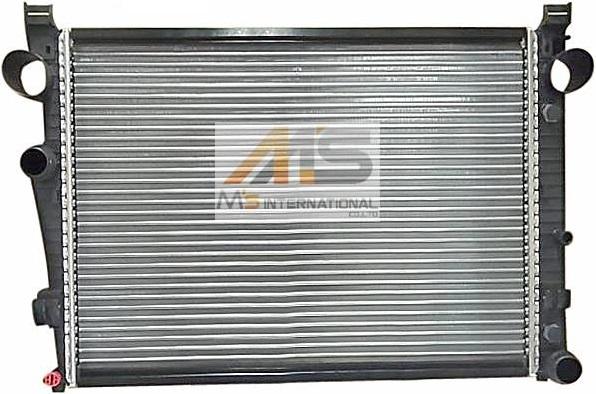 【M's】W220 ベンツ S320 V6/M112(98y-00y)BEHR製 ラジエーター//純正OEM ラジエター Sクラス 220-500-0003 2205000003