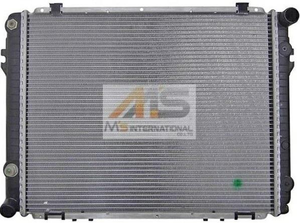 【M's】R107 C107 SLクラス(V8)BEHR製 ラジエーター//純正OEM ラジエター 350SL 350SLC 380SL 380SLC 420SL 450SL 450SLC 500SL 500SLC 560SL 107-500-2603 1075002603
