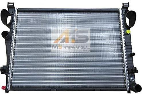 【M's】W220 ベンツ S320 S350 V6/M112(00y-05y)BEHR製 ラジエーター//純正OEM ラジエター Sクラス 220-500-2403 220-500-1403 2205002403 2205001403