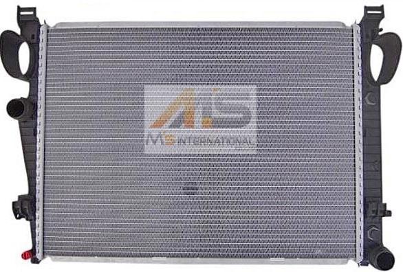 【M's】R230 ベンツ SLクラス V8/V12(01y-11y)BEHR製 ラジエーター//純正OEM ラジエター M113/M275 C230 SL500 SL550 SL600 230-500-0303 2305000303