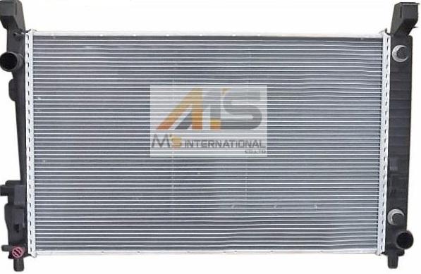 【M's】W169 Aクラス/W245 Bクラス(05y-13y)BEHR製 ラジエーター//純正OEM ラジエター ベンツ A170 A180 A200 B170 B180 B200 169-500-1803 1695001803