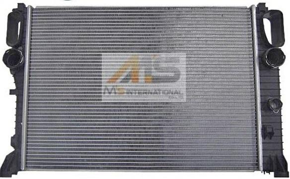 【M's】W219 ベンツ CLS500 CLS550 CLSクラス V8(M113)BEHR_HELLA製 ラジエーター//純正OEM ラジエター C219 211-500-3102 2115003102