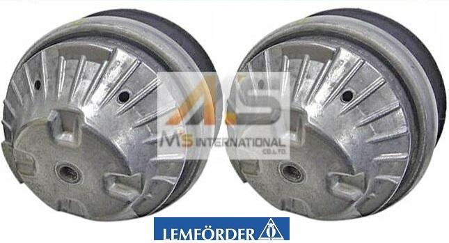 【M's】W216 W215 べンツ AMG CLクラス(V8)LEMFORDER製 エンジンマウント(左右)//純正OEM レムフォーダー C216 C215 CL500 CL550 CL55 220-240-0617 220-240-3317 2202400617 2202403317