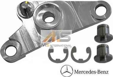 【M's】W639 ベンツ Vクラス V350(V6)ヤナセ純正 タンブルフラップ/リペアKIT(対策品)//ジュラルミン製 インテークマニホールド リペアキット M272 SY2721402401BK