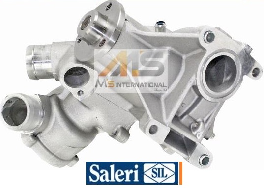 SIL W124 W210 Mercedes-Benz E280 E320 (6) water pump (with packing) / /  outside products E class S124 C124 S210 M104 104 - 200 - 4901 1042004901  104 -