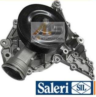 【M's】W219 CLS350/W209 CLK350(V6)SIL製 ウォーターポンプ (パッキン付) //社外品 M272 ベンツ C219 C209 CLSクラス CLKクラス 272-200-0901 2722000901 PA1387