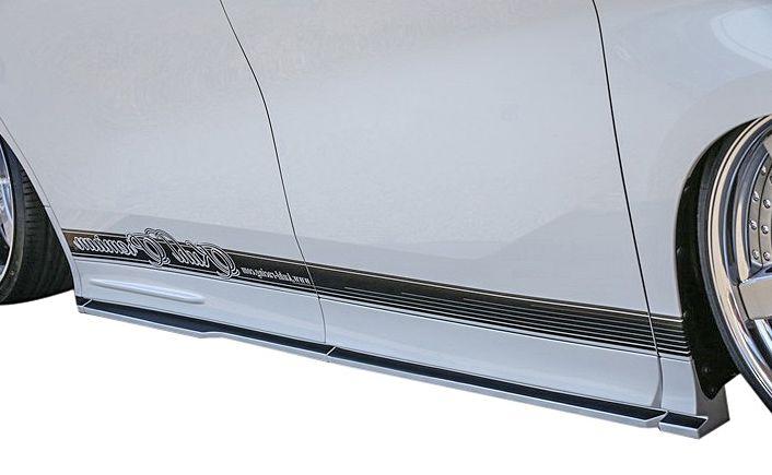 【M's】 TOYOTA 30 アルファード 前期 30A-SS サイドステップ4分割タイプ KUHL RACING //クール レーシング 製 AGH30W AGH35W GGH30W GGH35W TOYOTA ALPHARD トヨタ 新品