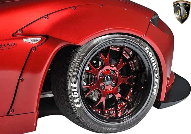 男女兼用 【M's】 マツダ ND ロードスター (2015y-) Roadster ワイド AIMGAIN GT フロントオーバーフェンダー オバフェン 左右 ( 4ピース/ 40mmワイド ) FRP エイムゲイン エアロ パーツ カスタム シンプル 外装 改造 ドレスアップ エイムガイン Roadster ワイドフェンダー オバフェン ワイド, コケコッコ村:ab7f5c43 --- promilahcn.com