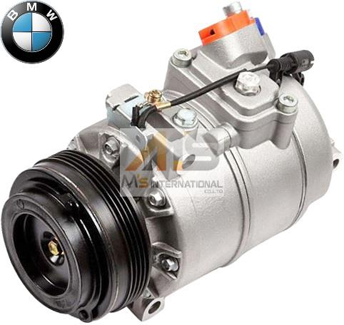 【M's】X5 E53 BMW Xシリーズ (2000y-2007y) ACコンプレッサー//優良社外品 エアコンコンプレッサー ビーエム エックス エンジン ペケ エックスファイブ クロスファイブ 6452-6918-000 64526918000