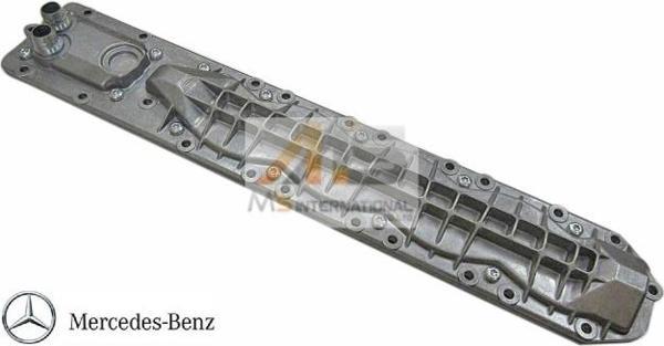 【M's】W220 S600/W215 CL600(V12/M137)純正品 エンジンオイルクーラー//ベンツ 正規品 Sクラス CLクラス 137-188-0501 1371880501