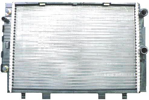 【M's】W140 Sクラス ベンツ 300SE S320 M104 BEHR ラジエター ラジエーター新品 1405002103 140-500-2103 BENZ 純正OEM