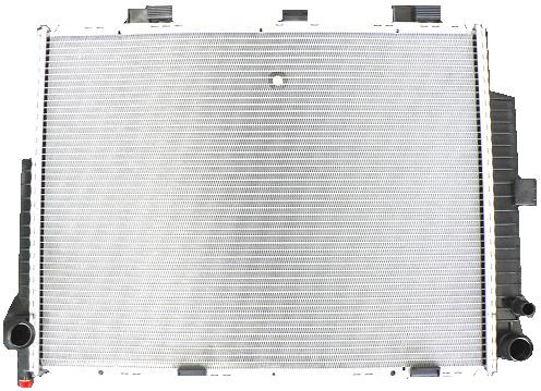 【M's】W210 ベンツ Eクラス AMG E55 BEHR製 ラジエター ラジエーター新品 2105004703