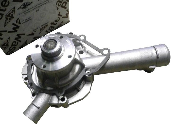 【M's】ベンツ W124 W210 W202 W208 W163 R170(M111エンジン)GEBA製 ウォーターポンプ新品