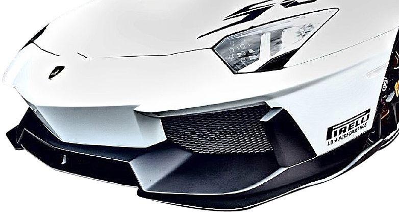Emuzuparts Lamborghini Reventon Lb Performance Aero Front Canard