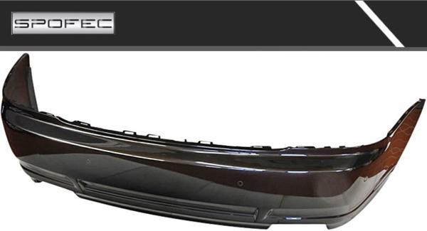 【M's】ROLLS ROYCE レイス 2D (2013.4y-) 6.6 NOVITEC製 SPOFEC リアバンパー (カーボン/要塗装)// ロールスロイス Wraith ノビテック製 未塗装 受注 ノヴィ リヤ 後 (No::R6 111 09) R 高品質 新品