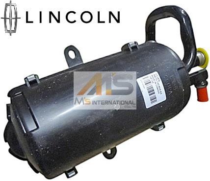 【M's】リンカーン タウンカー(04y-)純正品 レシーバータンク//フォード FORD リキッドタンク ドライヤー リキタン アキュームレーター Lincoln Town Car 8W7Z19C836A