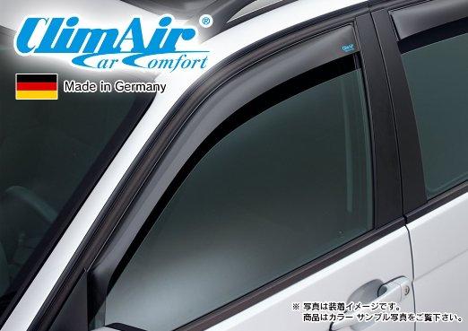 【M's】アルファロメオ GTV (74y-86y) climAir社製 フロント ドアバイザー サイドバイザー (左右) // Alfa Romeo クリムエアー 401040 社外品 前 F ウィンドウ ドイツ 安 高品質 エムズ 大人気 新品