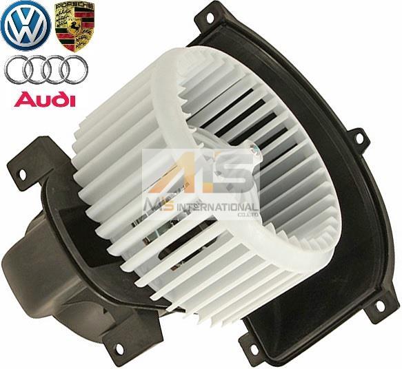 【M's】VW トゥアレグ (2004-2010y)純正品 ブロアモーター//フォルクスワーゲン 正規品 ブロワモーターブロアファン 7L0-820-021Q 7L0820021Q