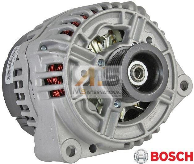 【M's】W220 Sクラス/W215 CLクラス (1998y-2005y) BOSCH オルタネーター ダイナモ//ベンツ AMG ボッシュ 純正OEM S320 S430 S500 S55 C215 CL500 CL55 011-154-3202 0111543202