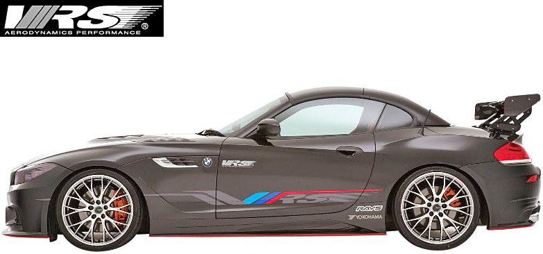 【M's】E89 BMW Z4 (2009y-2016y) VRS サイドスカート 左右//FRP製 VARIS バリス エアロ エアロパーツ サイドステップ サイドエアロ VAB-8912 VAB8912