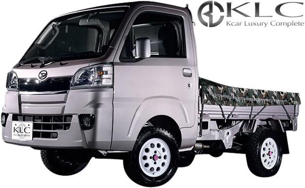 【M's】ダイハツ ハイゼットトラック (S500P/S510P) KLC 轟 アップサス (30mmUP)//トドロキ ハイリフトサス リフトアップ サスペンション アゲカスタム サス アップスプリング 車高上げ 車検対応品 軽自動車 ハイゼット トラック DAIHATSU HIJET TRUCK