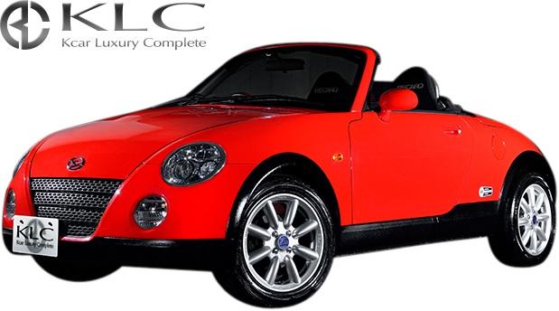 【M's】ダイハツ コペン (L880K) KLC 轟 アップサス (25mmUP)//トドロキ ハイリフトサス リフトアップ サスペンション アゲカスタム サス アップスプリング 車高上げ 車検対応品 軽自動車 DAIHATSU COPEN