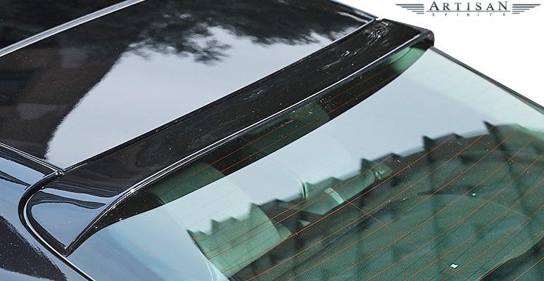 【M's】トヨタ カムリ WS SPORTS (2018.8-) ARTISAN SPIRITS リアルーフスポイラー//FRP エアロ ルーフスポイラー ウイング アーティシャンスピリッツ アーティシャン スピリッツ アーテシャン Sports Line BLACK LABEL CAMRY DAA-AXVH70 70カムリ