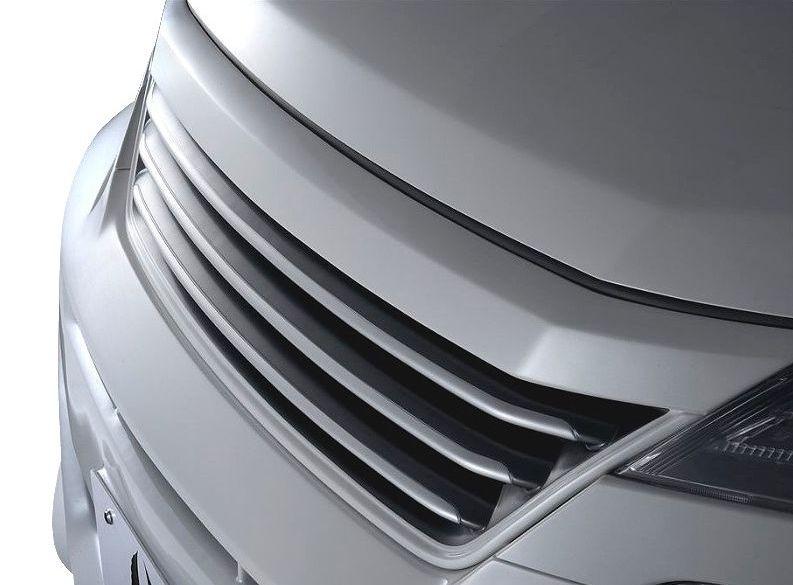 【M's】ヴェルファイア 20 後期(H23.11-H26.12)フロントグリル / AIMGAIN // トヨタ TOYOTA VELLFIRE / ANH GGH 20W 25W / 純VIP FRONT GRILLE