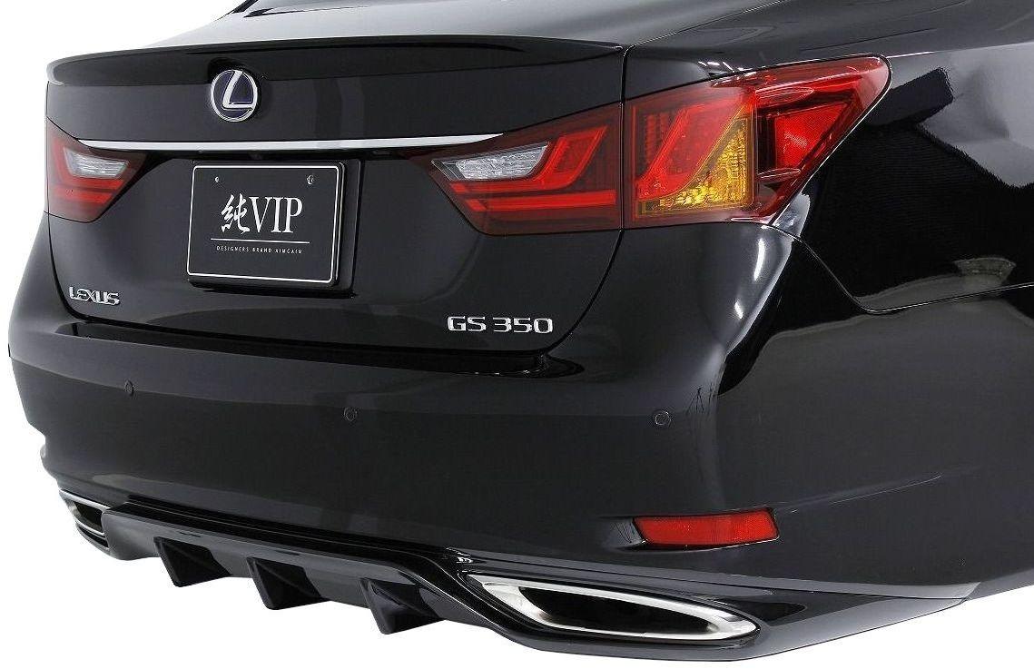 【M's】レクサス GS 10系 前期 リア アンダー ディフューザー / AIMGAIN/エイムゲイン エアロ // LEXUS GS 350 250 純VIP