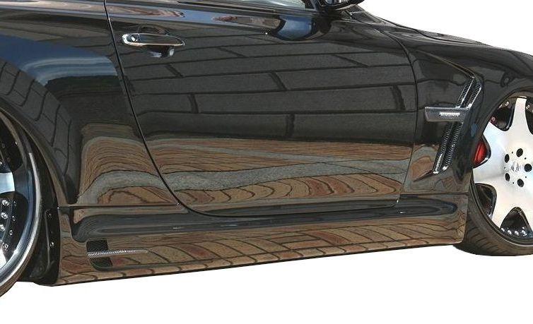 【M's】レクサス SC430 サイド ステップ 左右 / AIMGAIN/エイムゲイン エアロ // LEXUS DBA-UZZ40 / 純VIP side step