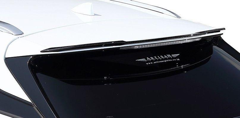 【M's】レクサス RX(H27.10~)リア ルーフ スポイラー / アーティシャン スピリッツ エアロ // ARTISAN SPIRITS BLACK LABEL Sports line LEXUS RX AGL GYL 20W 25W 新型 リヤ ウイング