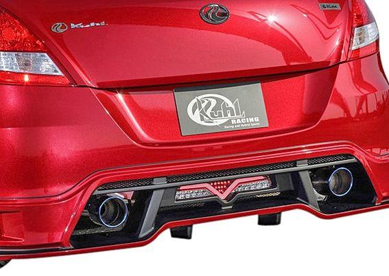 【M's】スイフト スポーツ ZC32S リアバックライト (Valenti製) KUHL RACING // クール レーシング ヴァレンティ バック フォグ ランプ スズキ SUZUKI 新品