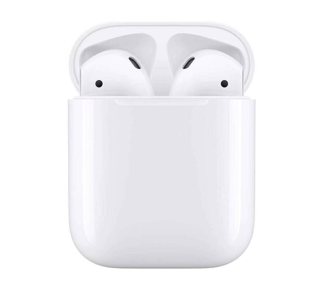 メーカー保証付き 送料無料 第2世代 APPLE Air Pods with Charging 新品 A Bluetooth対応 有線充電 MV7N2J お得クーポン発行中 Case 希望者のみラッピング無料 メーカー:APPLE