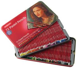 ダーウェントパステルペンシル72色セット 水溶性色鉛筆・水彩色鉛筆 DERWENT 【送料無料】