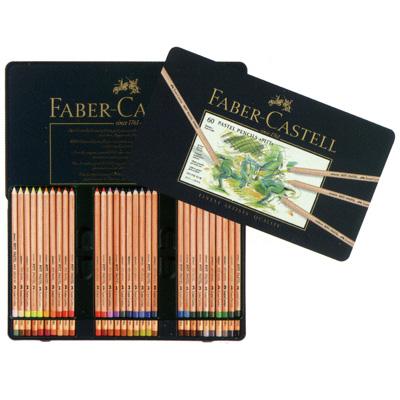 【送料無料】 ファーバーカステル 色鉛筆 ピットパステル色鉛筆 60色