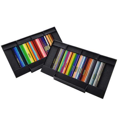 【送料無料】 サンフォード カリスマカラー色鉛筆 軟質 72色セット 高級色鉛筆/旧プリズマカラー/紙箱入り/油性色鉛筆/軟質色鉛筆/やわらかいソフト芯