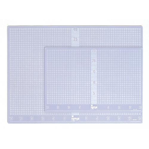 【送料無料】 【カッティングマット/カッターマット】 セフティベース KDS半透明 ソフトタイプ Lサイズ(大サイズ) 900×620×3mm