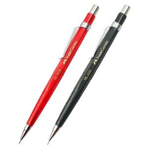 格安店 メール便での発送可能 ファーバーカステルのカラフルな製図用シャープペンシル 一般用としてもお使いいただけます シャーペン メール便可 ファーバーカステル 製図用シャープペンシル FE3000 緑 0.7mm 0.5mm 期間限定特別価格 0.3mm FABER-CASTELL 赤 FE3010 0.9mm 製図用シャープ