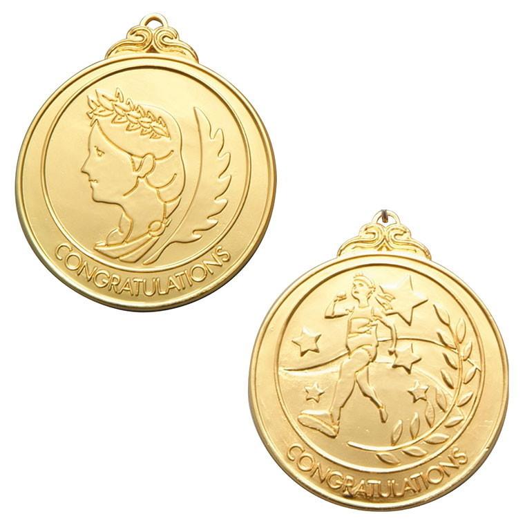 メダル 金 金メダル 運動会 体育祭 イベント ゆうパケット対応 こども 新商品 artec 子ども アーテック セール特価