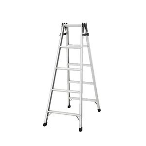 長谷川工業 評判 アルミ軽量はしご兼用脚立 引出物 RC2.0-15 天板高さ 140cm