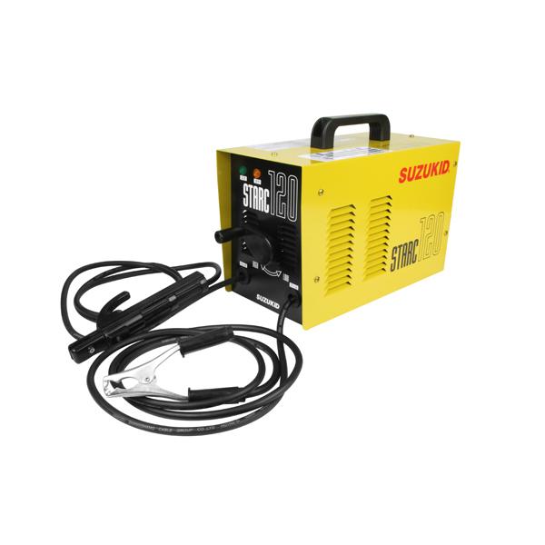 藤原産業 スターク120低電圧溶接機 SSC-121 50Hz