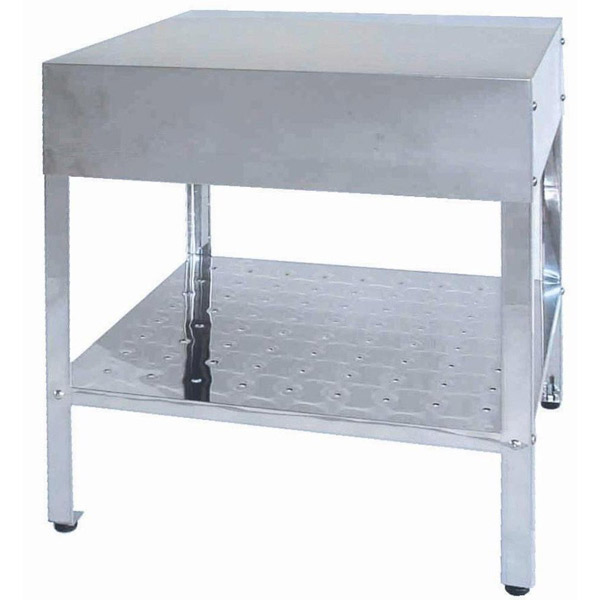 SANIDEA(サンイデア) ステンレスワークテーブル 600 SK-600W
